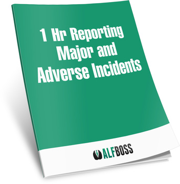 1 Hr Adverse Incident Reporting Training