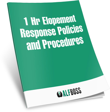 1 Hr Elopement Response Policies and Procedures