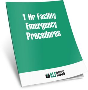 1 Hr Online Facility Emergency Procedures Course
