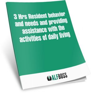 3 Hrs Activities of Daily Living (ADL) Online Course