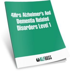 4Hrs Alzheimer's Continuing Education